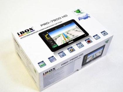 GPS навигатор  IBOX PRO-7900HD