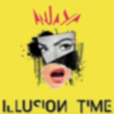 Album Anjaya Illusion Time