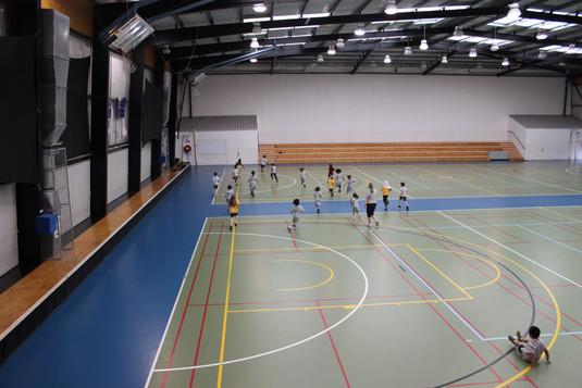 Primary Prep Grade 1 PE class with Shary