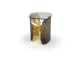 Fusion Side table Bronze