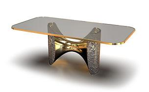 Fusion Dining table Bronze 1.jpg