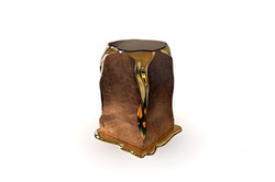 Melted side table
