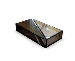 Retri center table . black series