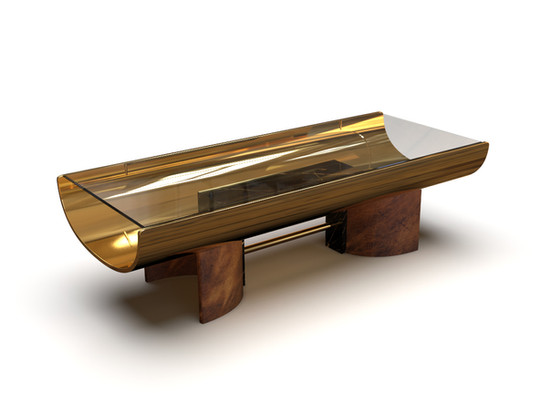 Arc | Dining table