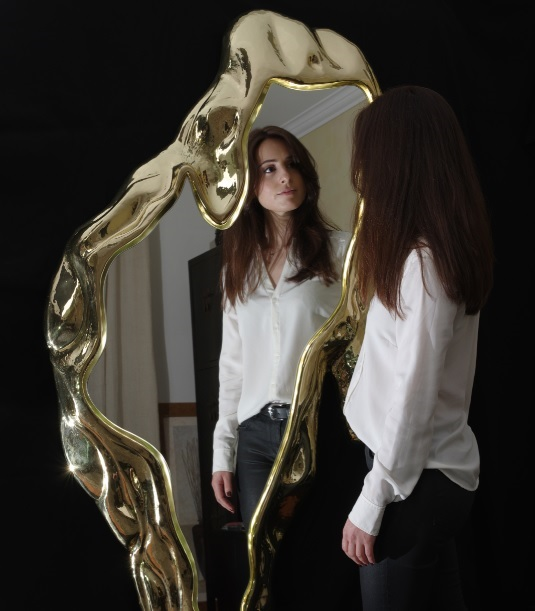 Melted mirror R4