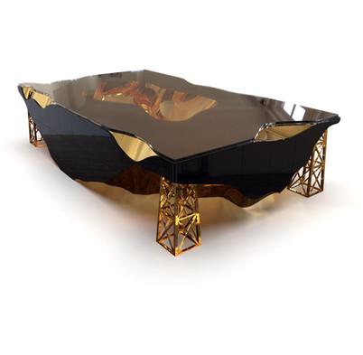 Oporto Black Series | Center table