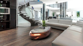 Oval _ Center table