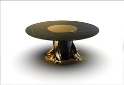 Melted Dining Table