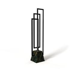 Retro Floor Lamp Black Edition