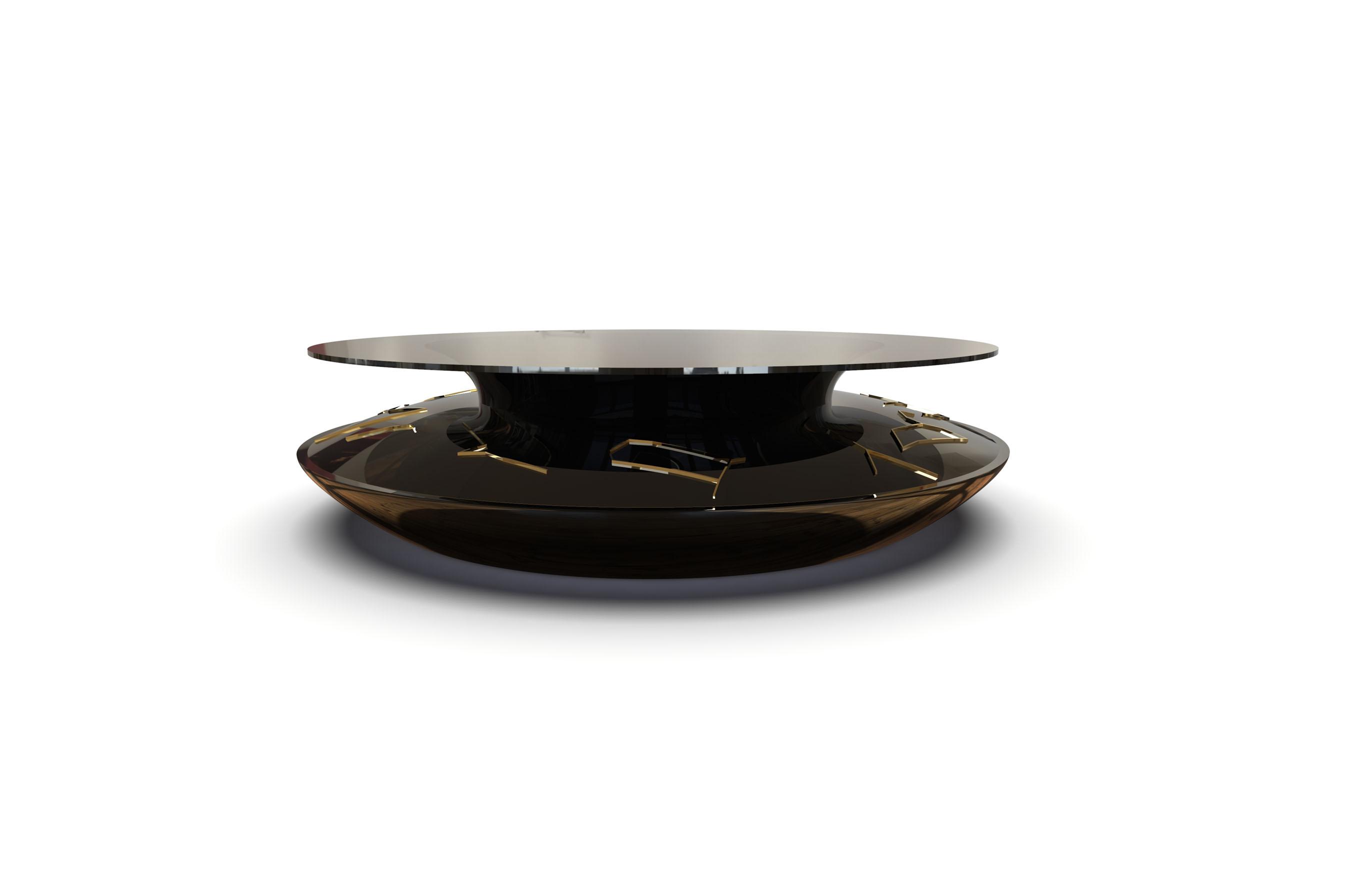 Intersteller center table