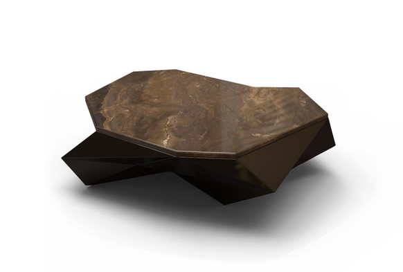 Shappire Brown | Center table