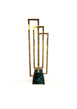 Rectro Floor Lamp