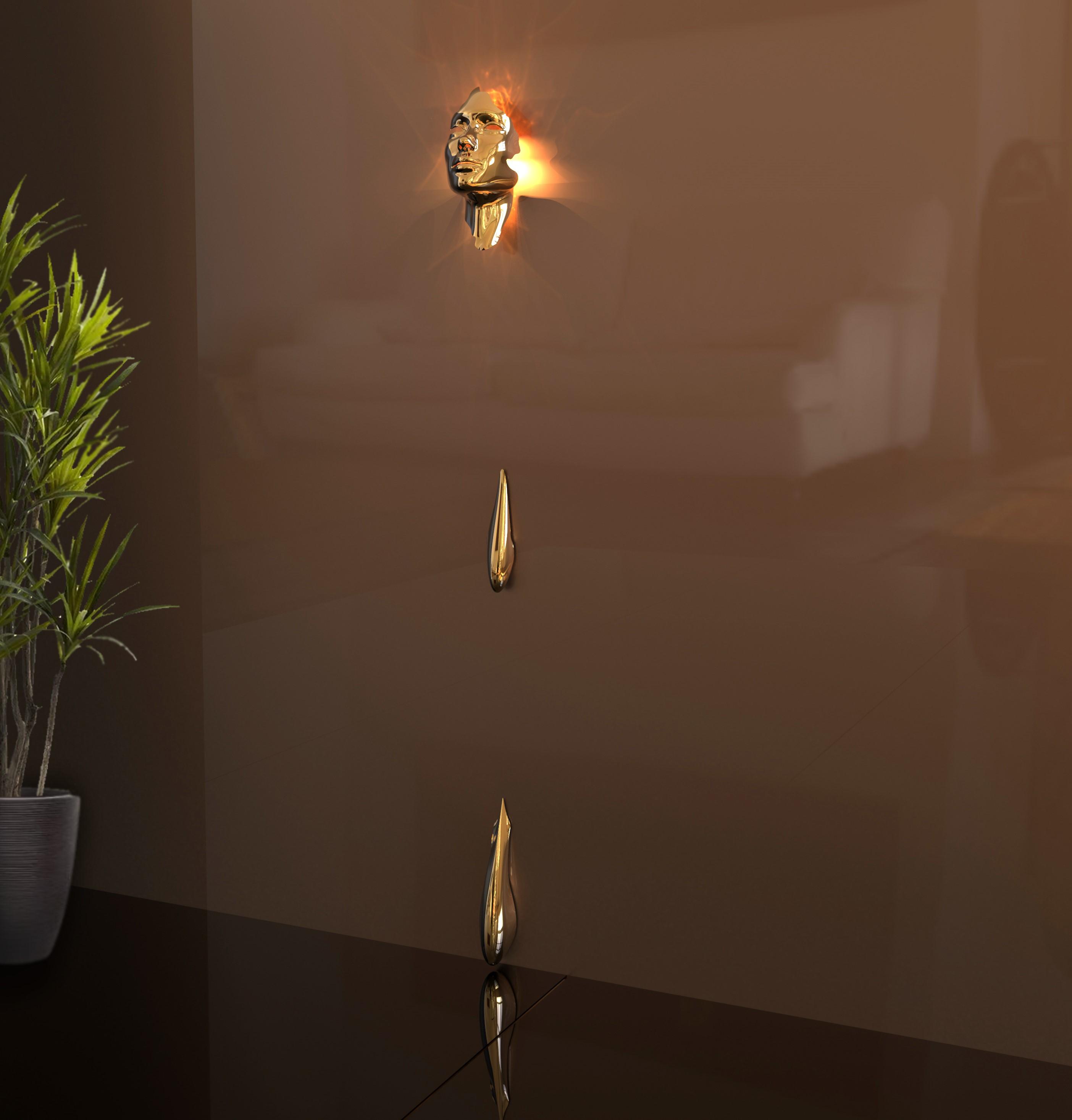 Soul wall lamp