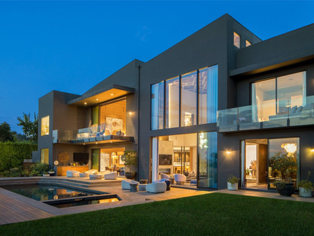 Exclusive house by John Legend and Chrissy Teigen  $23.95 million in Beverly Hills