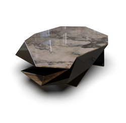 Shapphire center table