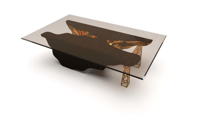 Oporto Black series | Dining table