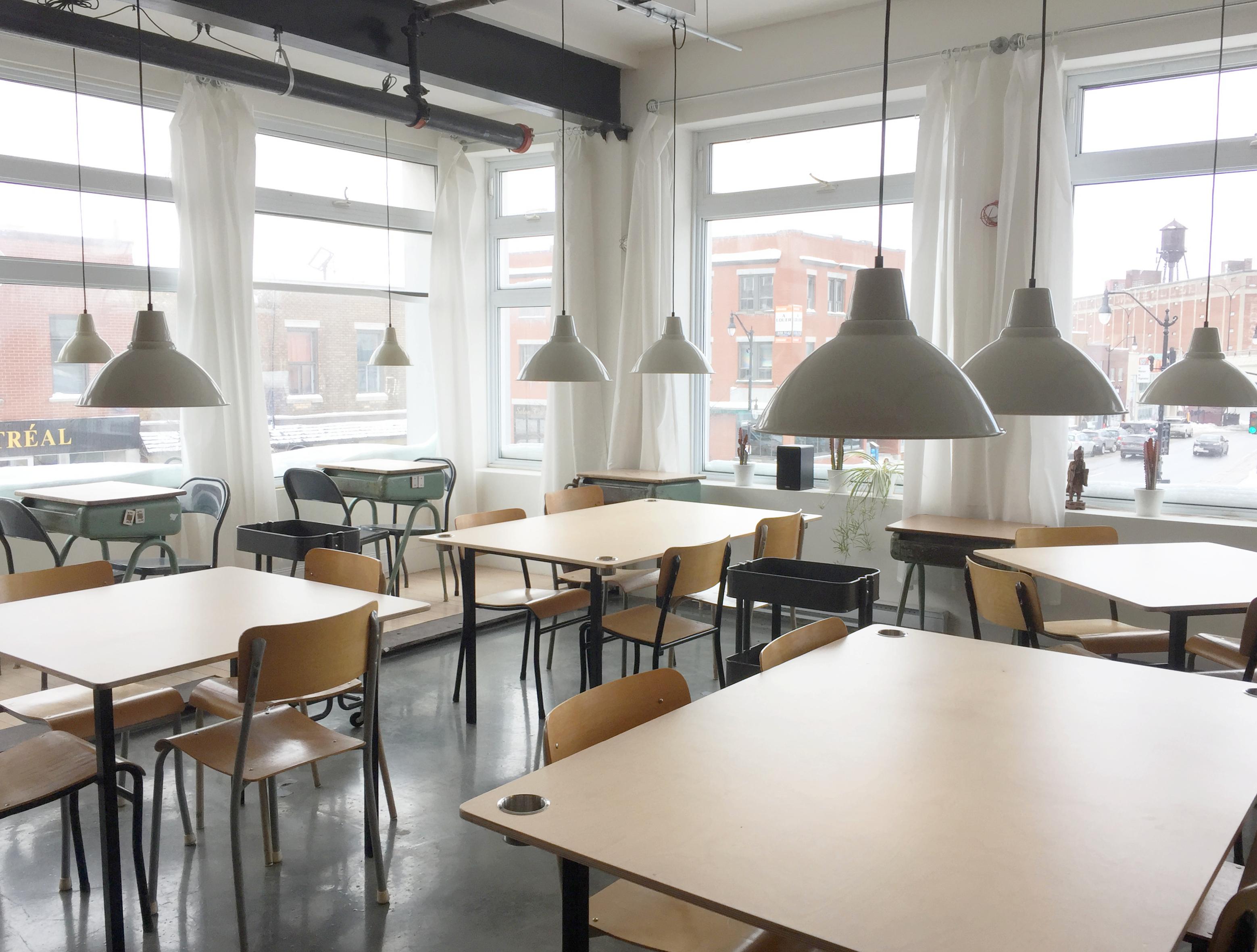 Charmant LOFT CRÉATIF Tables Atelier