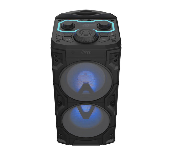 iBright Party Speaker with built in trolley