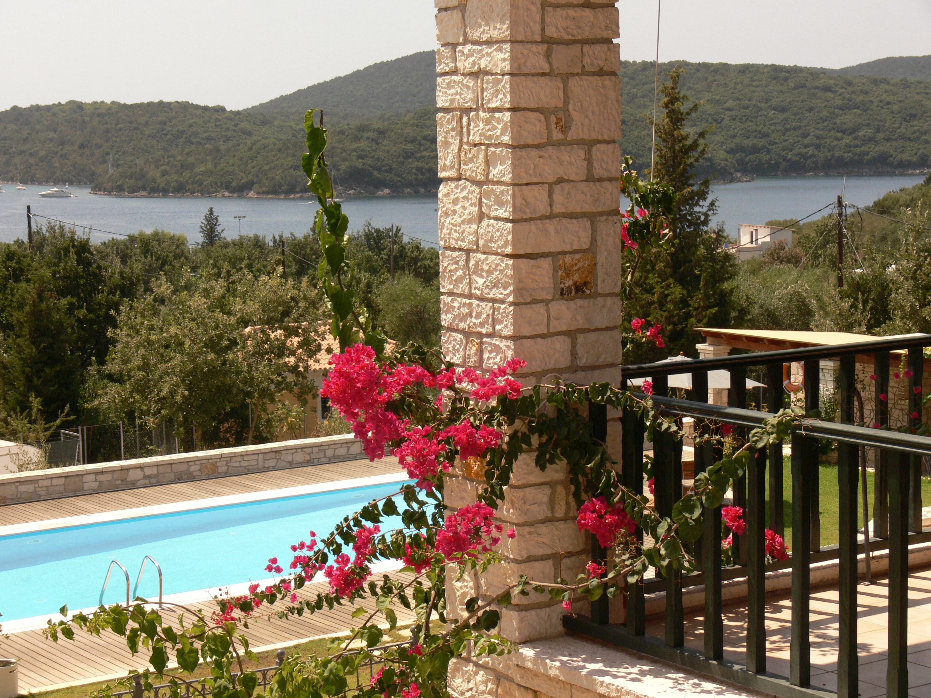 Alkyon Villas Sivota - Sea View
