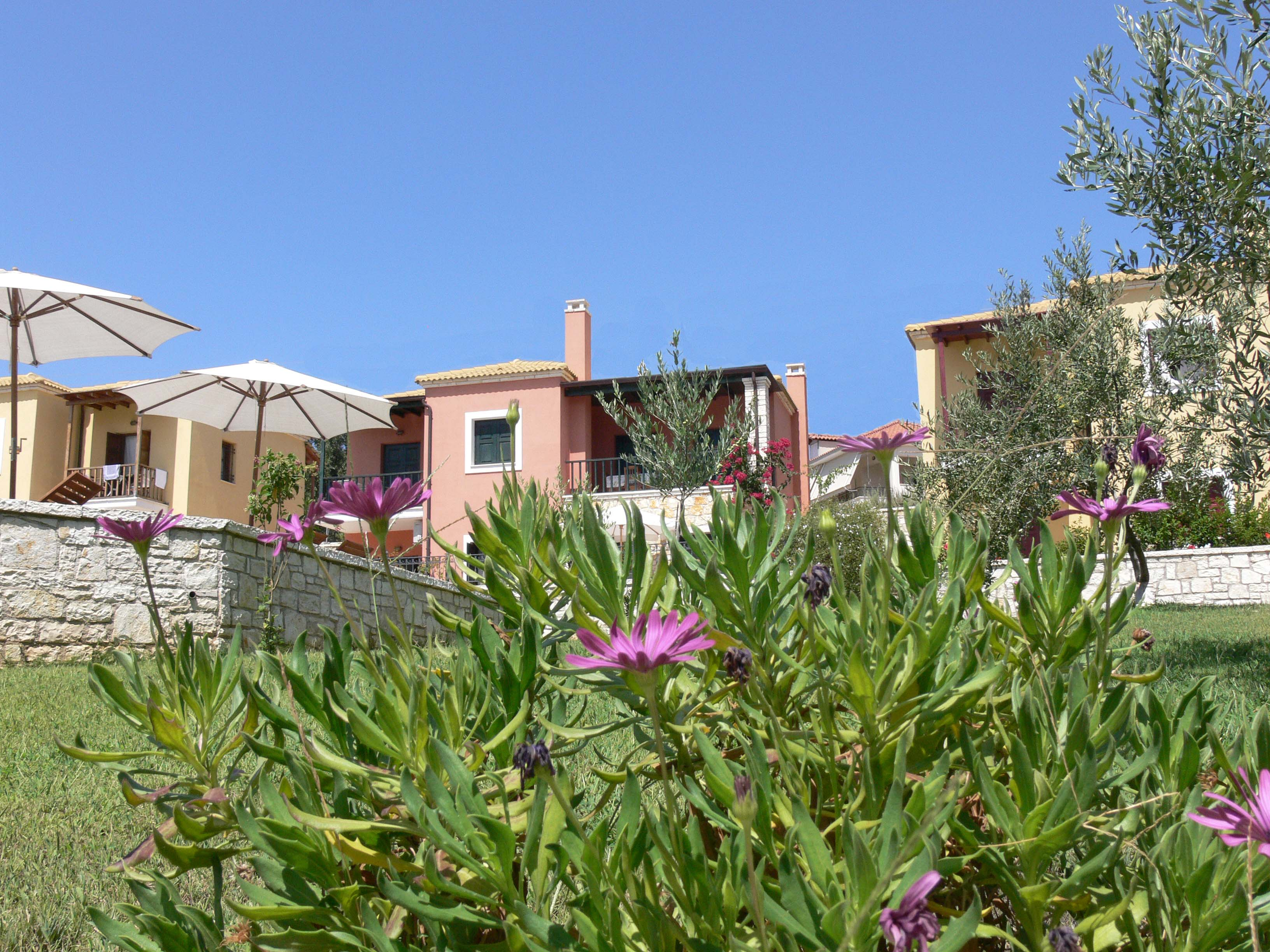 Alkyon Villas Sivota - General View