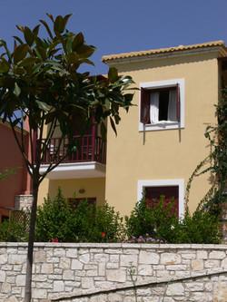 Alkyon Villas Sivota - Exterior