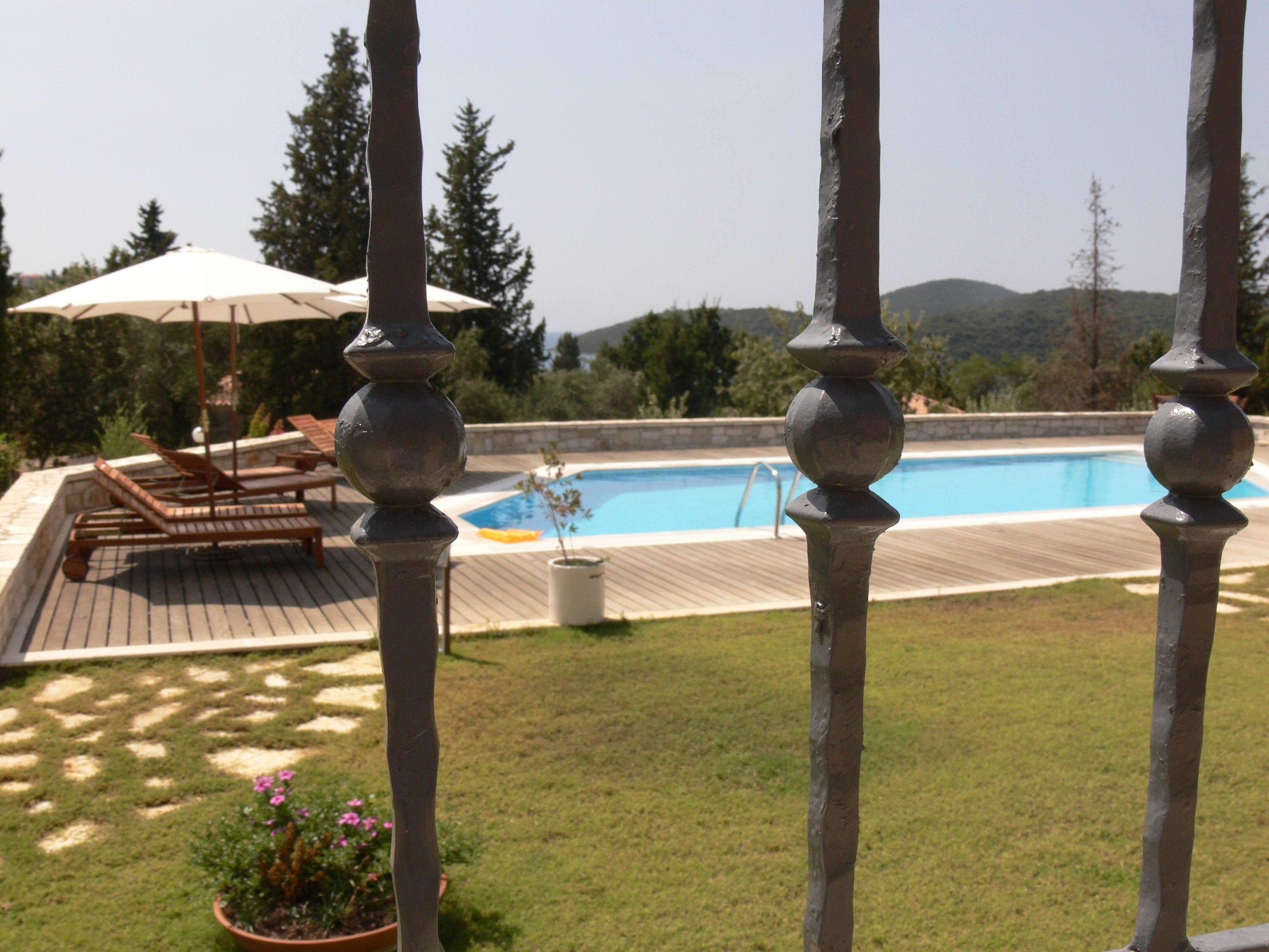 Alkyon Villas Sivota - Swimming Pool
