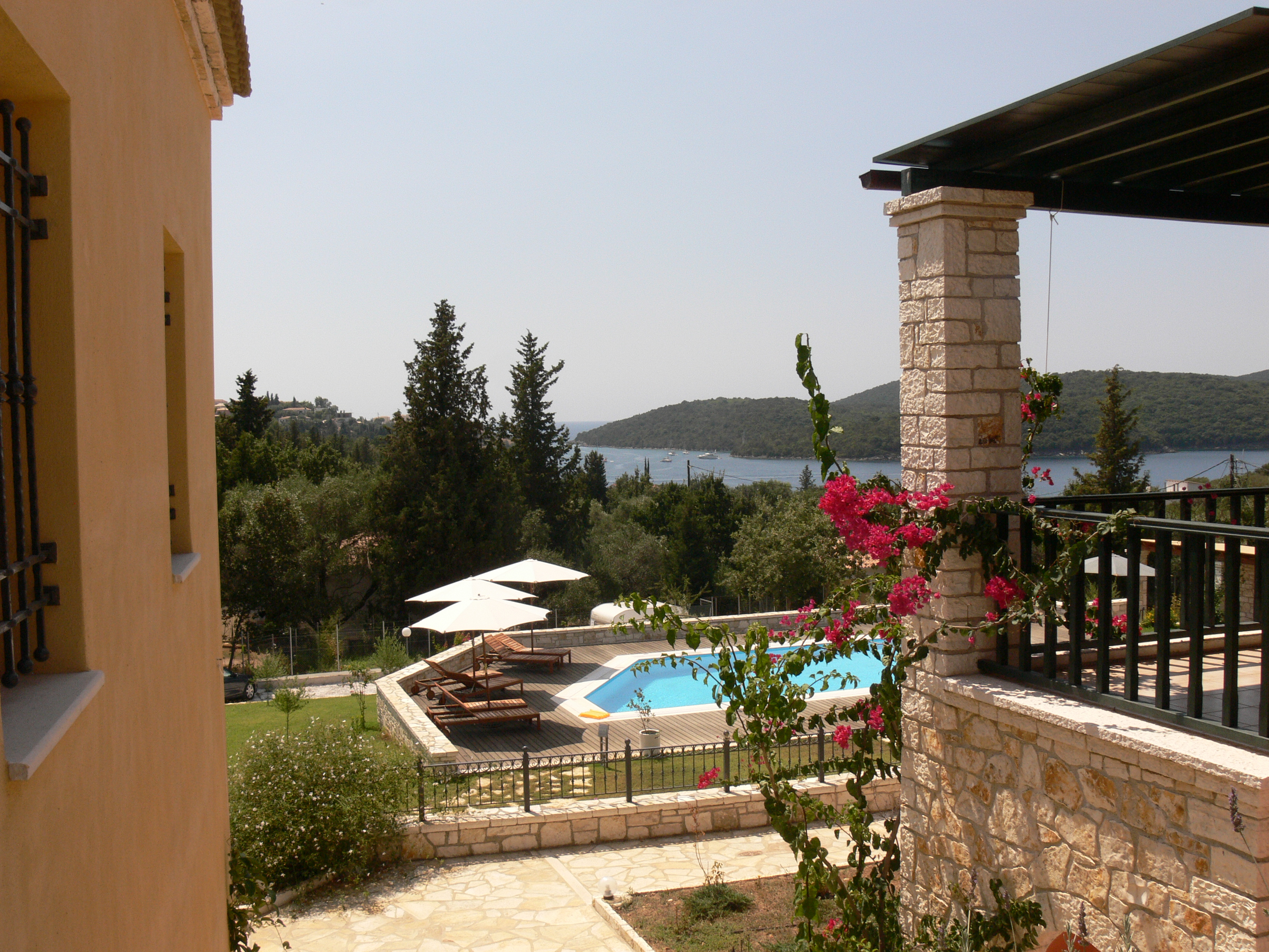 Alkyon Villas Sivota - View