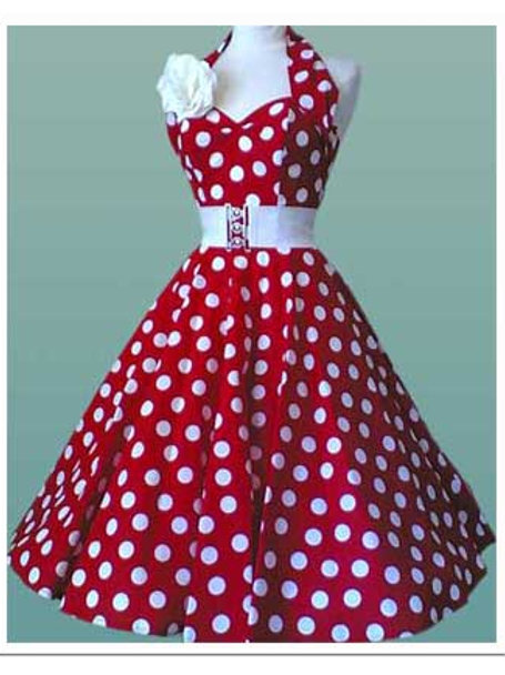 VINTAGE/RETRO Dress Designing