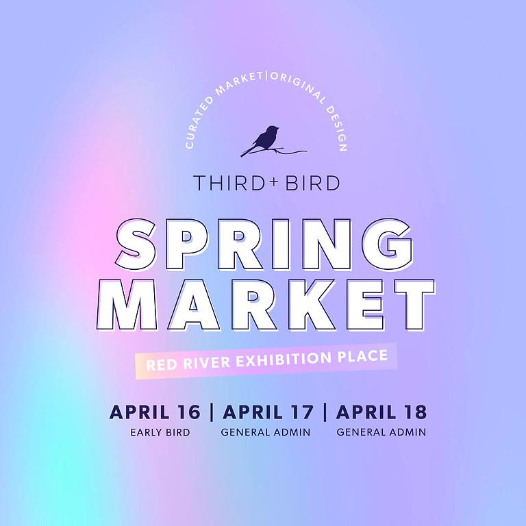Third and Bird Spring Market