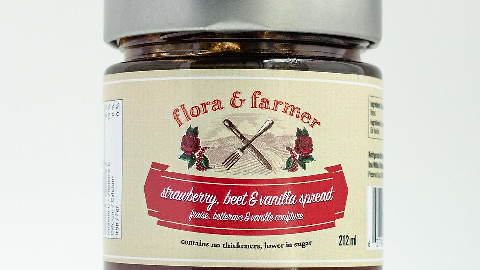 Strawberry Beet & Vanilla