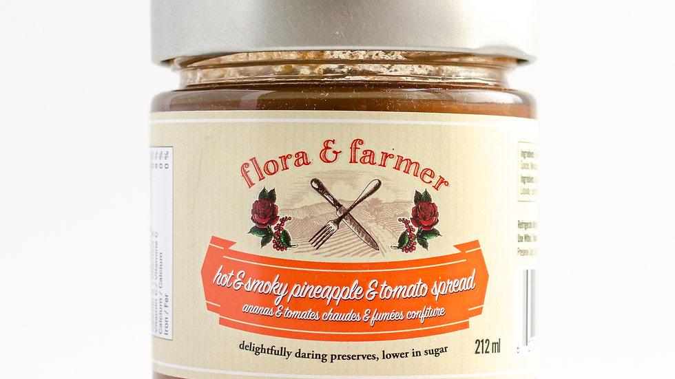 Hot & Smoky Pineapple & Tomato