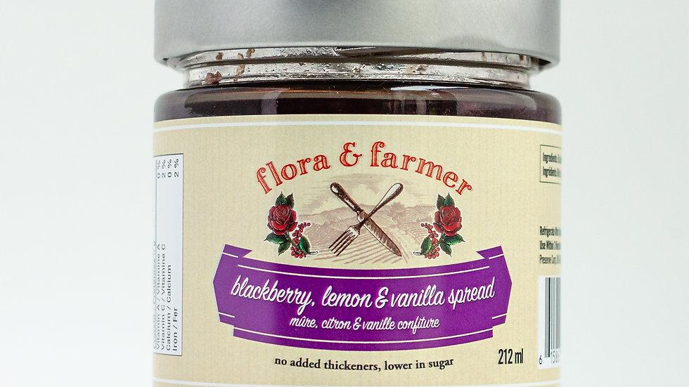 Blackberry Lemon Vanilla