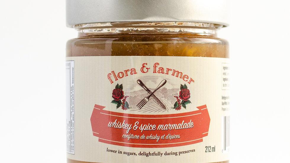 Whiskey & Spice Marmalade
