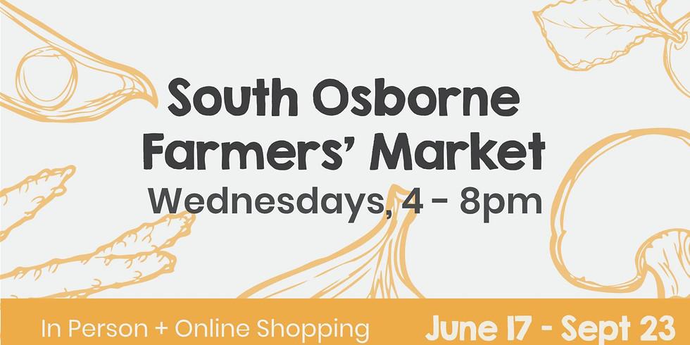 South Osborne Farmers market