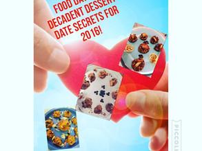 FOOD DATING: DECADENT DESSERT DATE SECRETS FOR 2021!