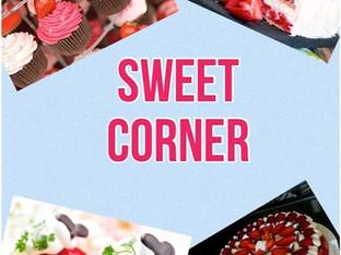 SWEET CORNER: MINI STRAWBERRY COCONUT CRÈME CAKES