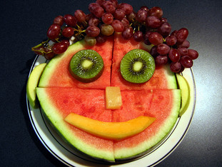 HOW TO EAT HAPPY ALL THE TIME