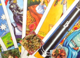 HEALTH FORTUNE: THE TAROT CARDS OF FRUIT