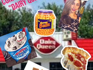 "FOODIE 101: CONFESSIONS OF A ""DAIRY QUEEN"""