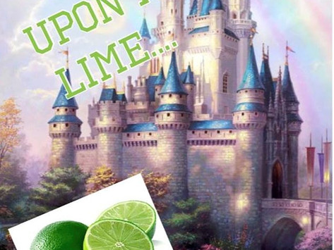 FRUIT FAIRYTALES: ONCE UPON A LIME..