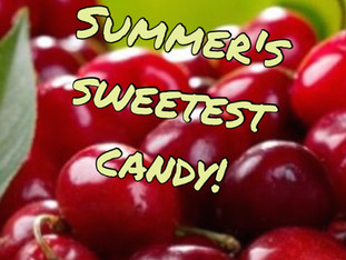 SUMMER'S SWEETEST CANDY!
