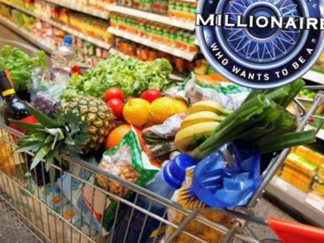 MILLIONAIRE'S LANE: WINNING SECRETS FROM THE GROCERY STORE AISLE