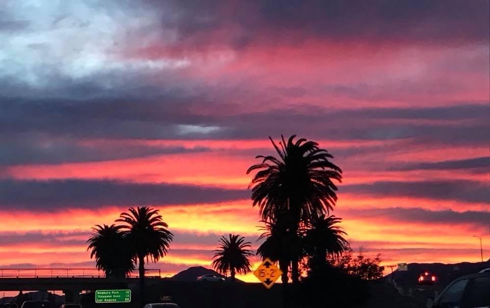 Ventura County Sunset