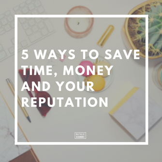 5 Simple Things Your Quotes Need To Protect Your Time, Money And Your Reputation