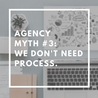 The Great Agency Myth - Why there is no such thing as 'no process'