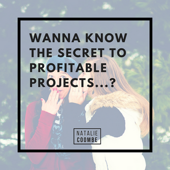 The Secret To Project Profitability