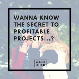 The Secret To Project Profitability