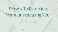 5 Ways To Increase Your Salary Without Increasing Your Prices