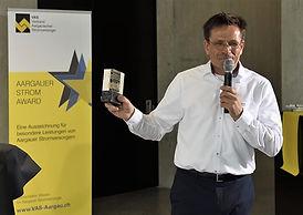 Ruedi Zurbrügg Aargauer Strom Award