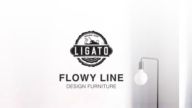 רגלי ברזל מעוצבות ליגאטו עיצוב הבית
